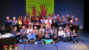 La CAL de Torrelles de Llobregat, a la Taula pel Dret a Decidir del Baix Llobregat
