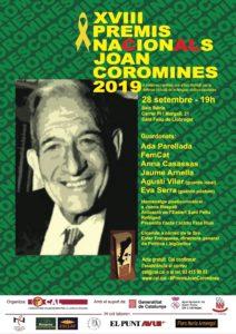 Joan Coromines 2019 A3