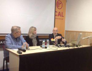 Jaume Marfany, Laura Cendrós, Genís Sinca