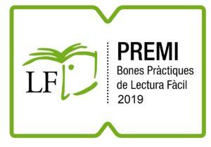 Segell Premi Bones Practiques Lectura Facil