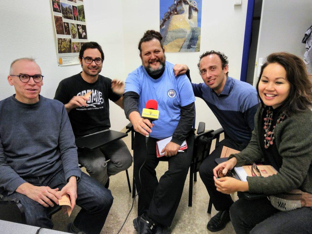 2020-01-25 Stephany, Edgar, Daniel, Ricardo i Robin 2